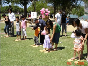 2008 Cherry Blossom Alumnae Picnic